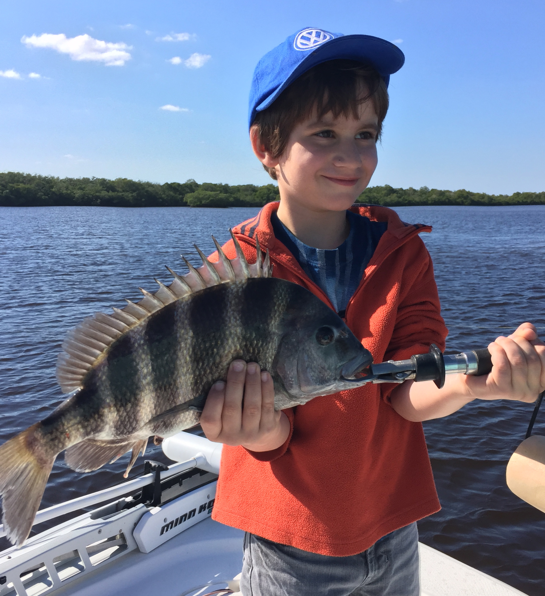 Estero Bay Fishing Report Active Fisherman