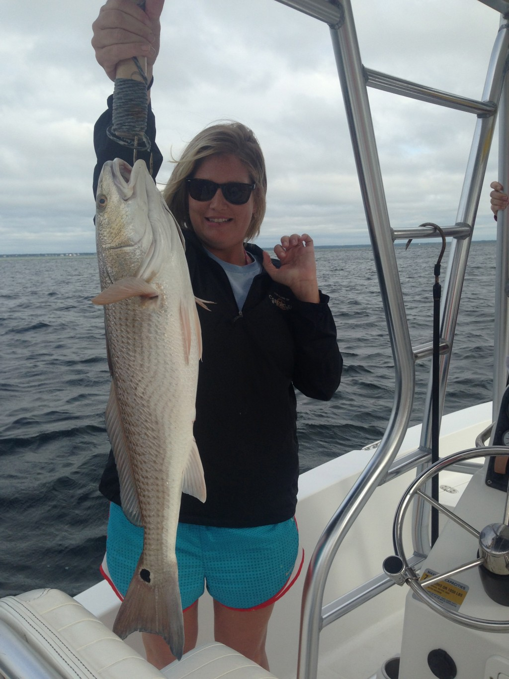 Destin fishing report for february 3 2015 active fisherman for Destin fl fishing report