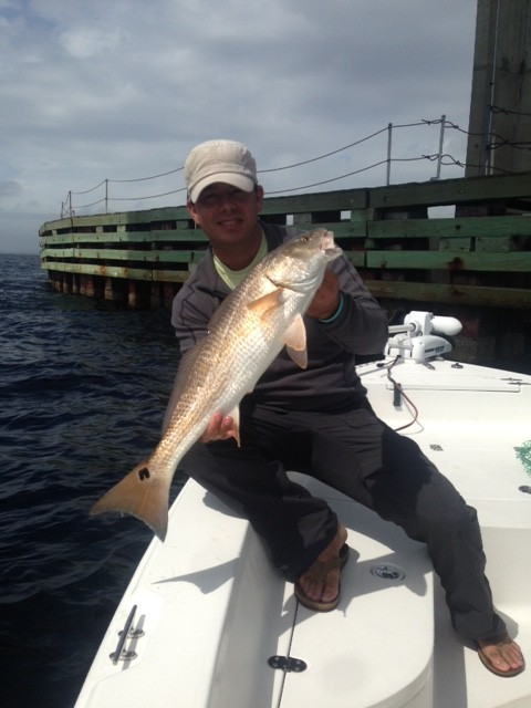 Destin fishing report for march 5 2015 active fisherman for Destin florida fishing report