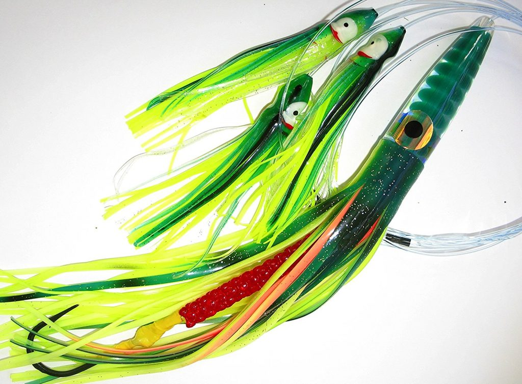 Green Machine Lures
